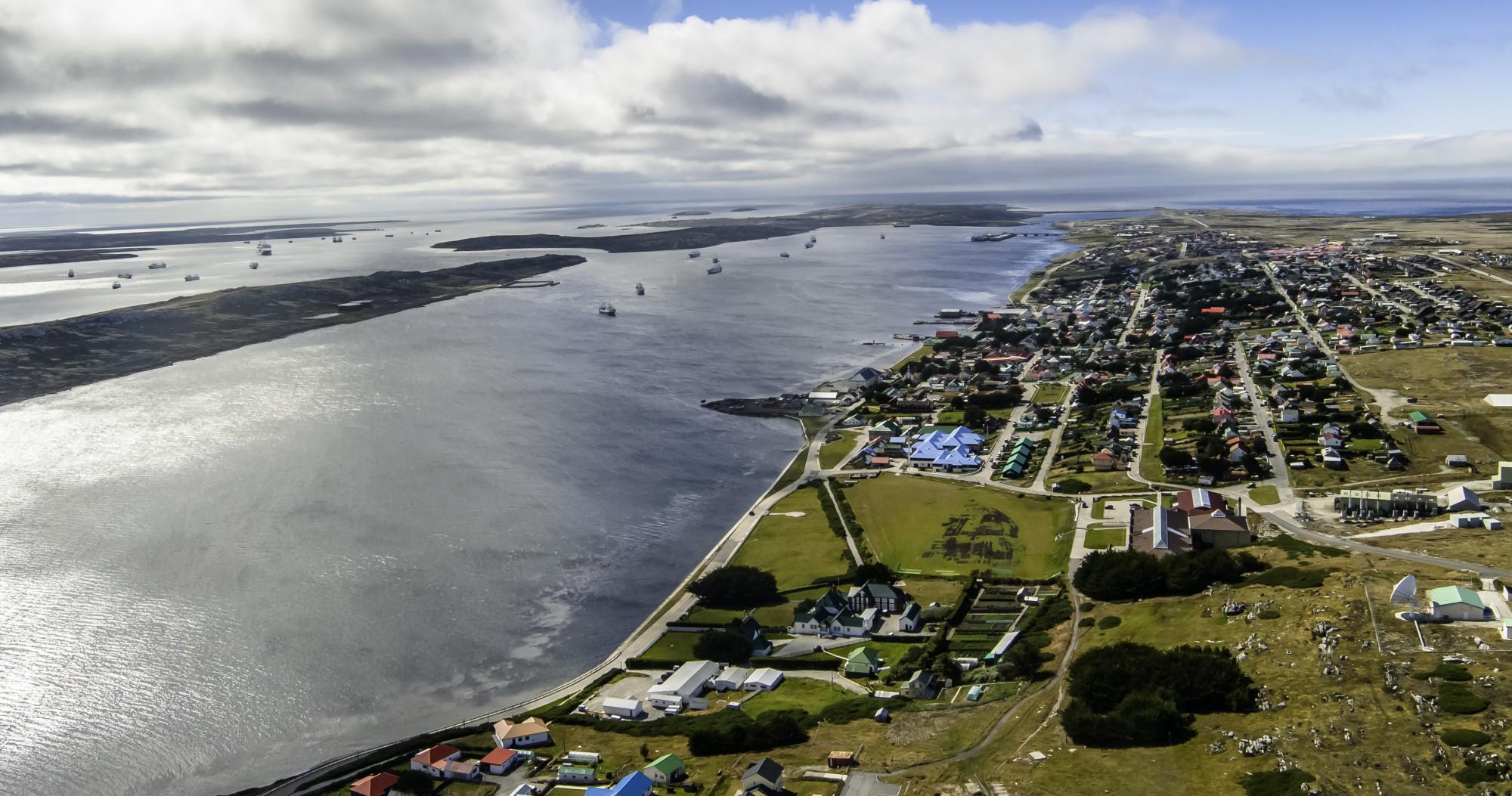 Falklands History